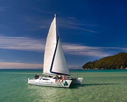 Scenic Sailing - Abel Tasman National Park