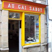 le Gai Sabot, un lieu de création artistique