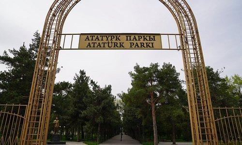 5 Ataturk Park