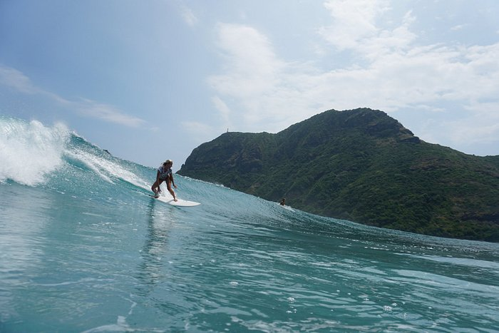 Awesome trip with the Salted Surf Crew to Submawa! Can't wait to come back to Bali and surf w u