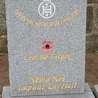 Royal Highland Fusiliers Memorial