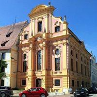 Staatliche Bibliothek Neuburg an der Donau