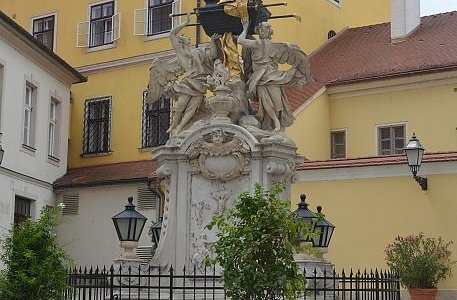 Ark of the Covenant Monument