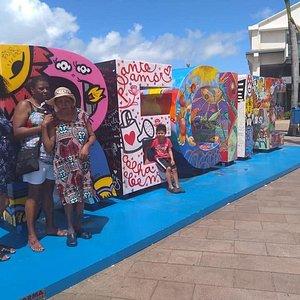 Visita às cidades de Recife/Olinda