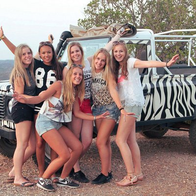 Arbez Zebra - Tours & Events - Jeep Safari