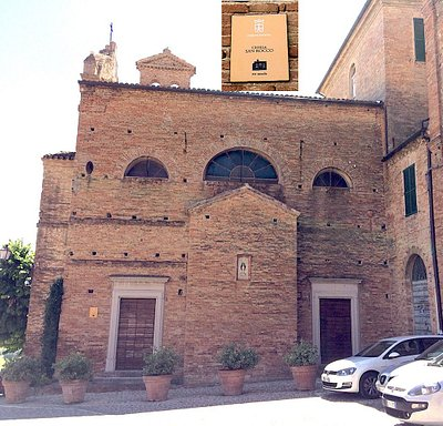 Ostra: Chiesa San Rocco