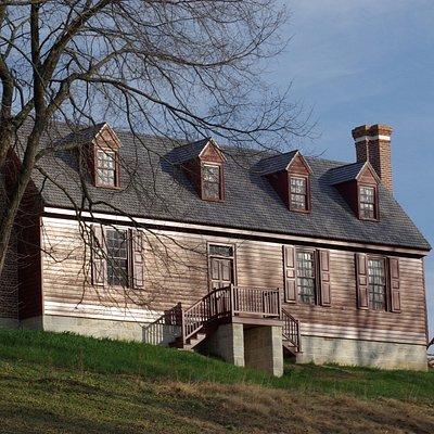 Washington House at Ferry Farm