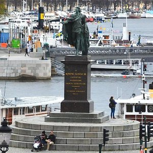 Monument to King Gustav III
