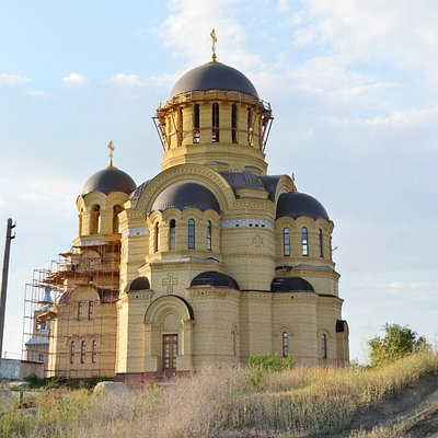Храм Святого Иоанна Кронштадтского