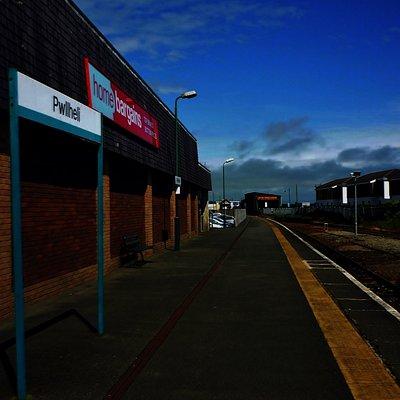 Pwllheli Railway Station
