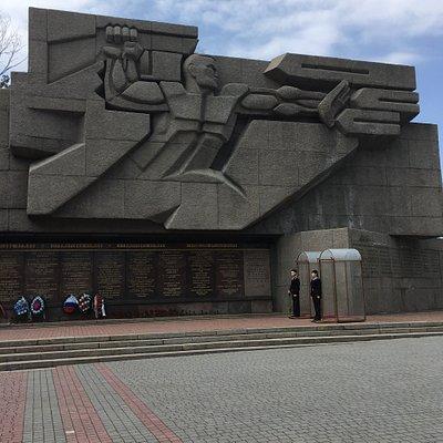 Мемориал героической обороны Севастополя