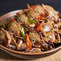 Món ghẹ ngâm nước tương truyền thống cùa Hàn Quốc