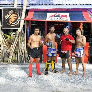 Ali's Boxing Gym