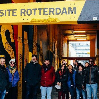 Test Site Rotterdam | Free Walking Tour Rotterdam