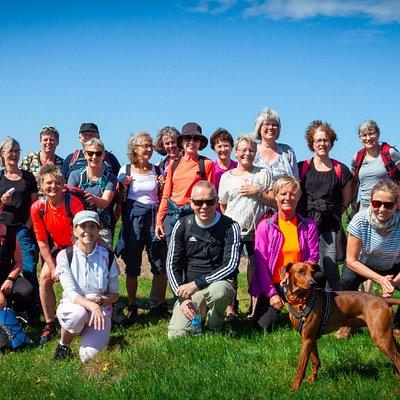 Fællesskab i Naturen - Aktive Oplevelser