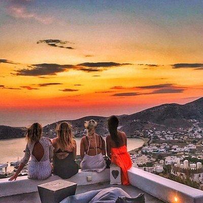 Ios Club sunset!