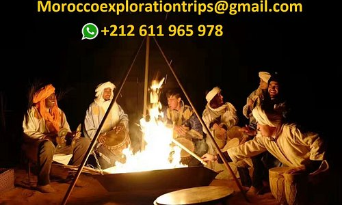 Book your Morocco Desert tour with experts