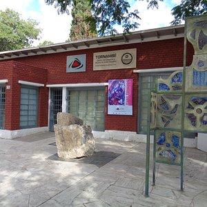 Frente del Museo y Taller de Arte