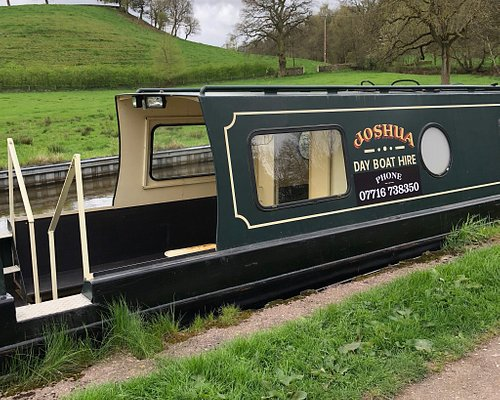NEW OWNERS  Joshua day boat hire   situated in the stunning Staffordshire moorlands, Contact Ste