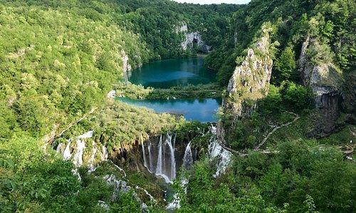 Plitvice søerne