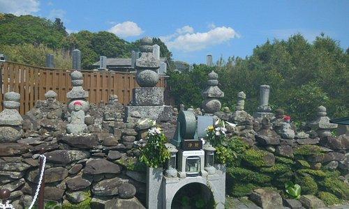 楊貴妃のお墓