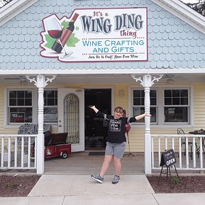 It's a Wing Ding thing