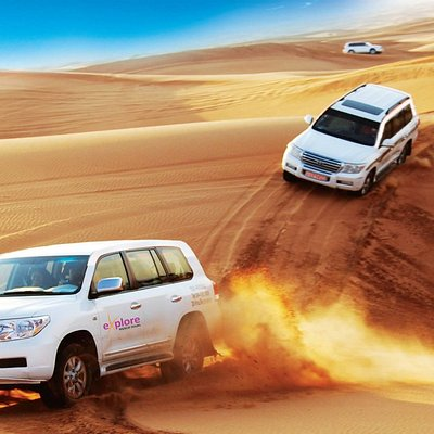 Explore Muscat Tours Conquers the Desert