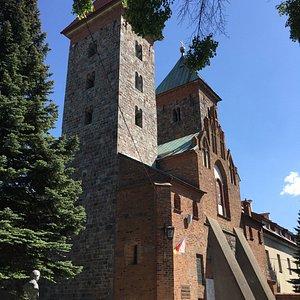 XII wieczny Kościół pw Zwiastowania NMP