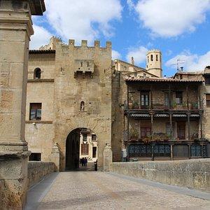 Portal de San Roc
