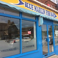 Blue Marlin Fish Bar, Swalecliffe