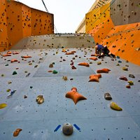 The Wall Climbing Centre in Dubai is 15 meters high, the tallest in the UAE