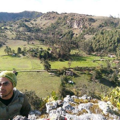 Rock Climbing Suesca