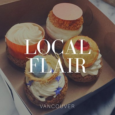 Luxury tours of Vancouver's best eateries.