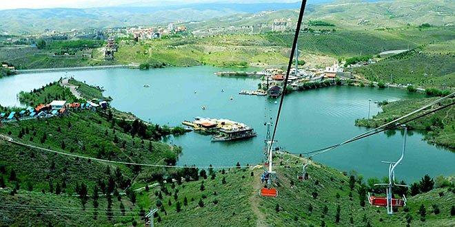 Chalidareh Dam