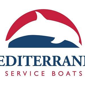 Logo Mediterraneo Service Boats