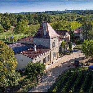 Château Vieux Mougnac, propriété familiale