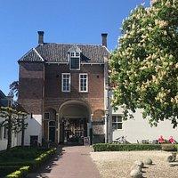 Poort van Kasteel Montfoort
