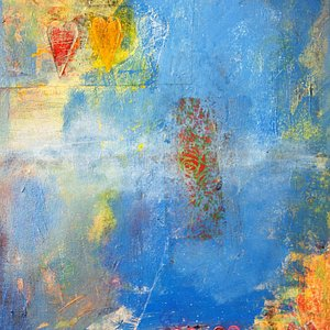All about abstract £65 10 - 4 p/m