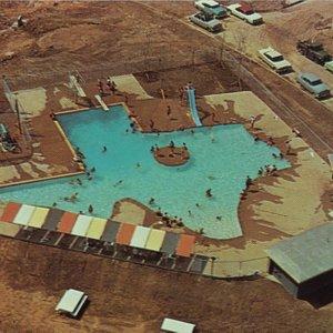 1961 Historic Texas Pool