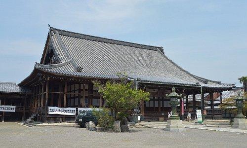 大通寺本殿