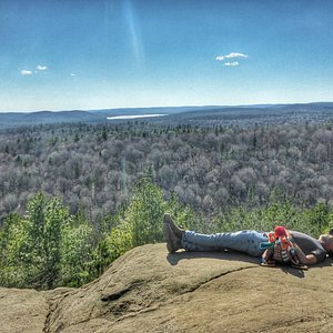 relax time in Algonquin Park