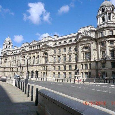 Whitehall - Londra.