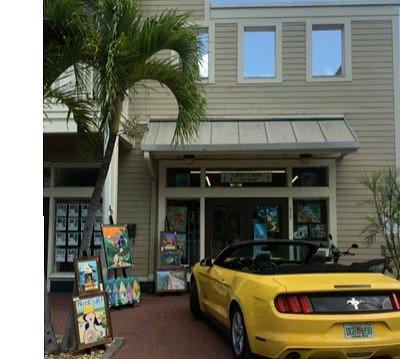 Free Parking for 7 Artists Gallery Clients & Friends 213 Simonton