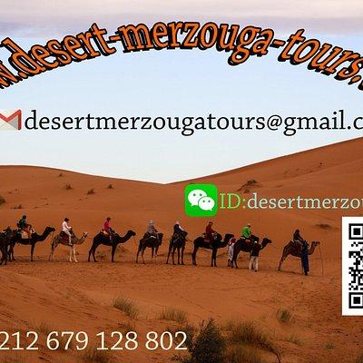 Desert Merzouga Tours organize trips around Morocco