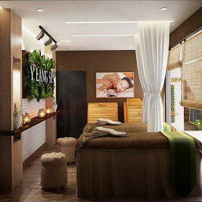 VIP Couple Treatment Room