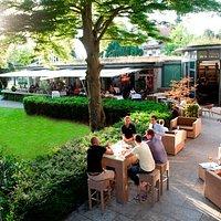Terrasse - Restaurant bloom