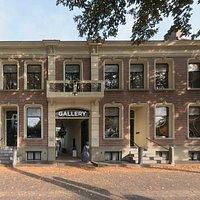 Gallery Van Dun - De Lind 39-41 te Oisterwijk