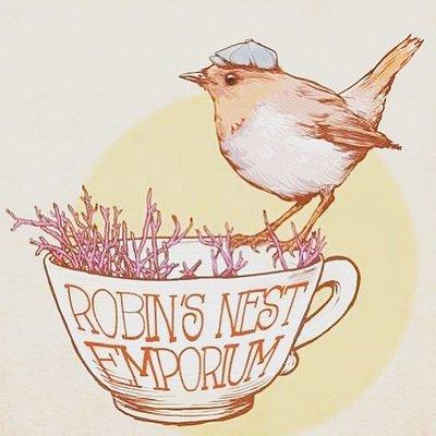 Our lovely Robin's Nest Logo