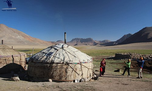 Nomadic life on the great Silk Road