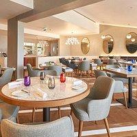 Senses Restaurant interior